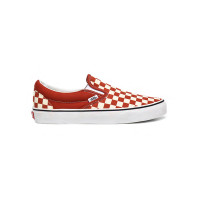 Vans Classic Slip-On (Checkerboard) picante/true wh pánské letní boty - 38,5EUR
