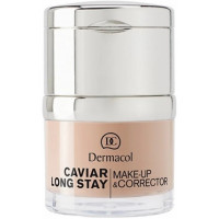 Dermacol Caviar Long Stay Make-Up & Corrector 30ml - 3 Nude