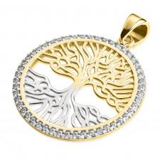 Zlato Zlatý dámský přívěsek 1420783