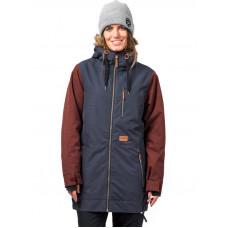 Horsefeathers TAMIKA NAVY zimní bunda dámská - XS