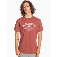 Quiksilver CREATORS OF SIMPLICI HENNA pánské tričko s krátkým rukávem - XL