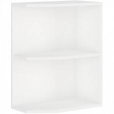 Zakončovací dolní rohová skříňka 30D bílá - FALCO