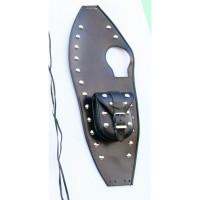 Yamaha 750/1100 Virago kožený pás na nádrž - Motofanda 1286