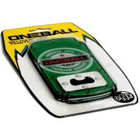 Oneballjay BOTTLE OPENER green grip snowboard