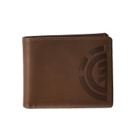 Element DAILY ELITE brown luxusní pánská peněženka