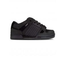 Dvs CELSIUS black/black/leather pánské letní boty - 42,5EUR