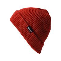 Element KERNEL Pompeian Red pánská zimní čepice