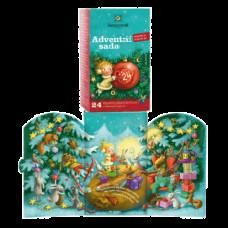 Sonnentor adventní kalendář čaje BIO