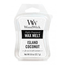 WoodWick Vonný vosk Island coconut 22,7g