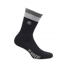Element TIMBER FLINT BLACK moderní barevné pánské ponožky