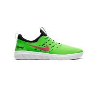 Nike SB NYJAH FREE GREENSTR/WTRMEL pánské letní boty - 45,5EUR
