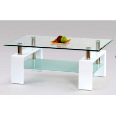 Konferenční stolek Diana Lisa bílý - FALCO
