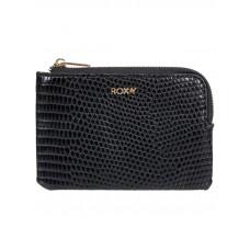 Roxy REALLY HAPPY ANTHRACITE luxusní dámská peněženka