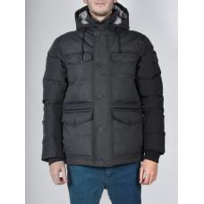Element POWLER FLINT BLACK zimní bunda pánská - M