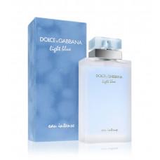 Dolce & Gabbana Light Blue Eau Intense parfémovaná voda Pro ženy 100ml