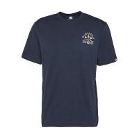 Element WYNTREE ECLIPSE NAVY pánské tričko s krátkým rukávem - L
