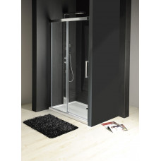 GELCO - FONDURA sprchové dveře 1100mm, čiré sklo (GF5011)