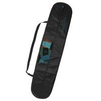 Gravity EMPATIC Junior black obaly na snowboard - 135