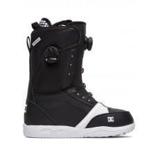 Dc LOTUS black dámské boty na snowboard - 40EUR