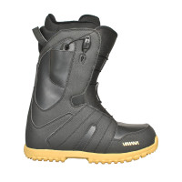Vimana CONTINENTAL SL BLACK/GENERAL GOLD dámské boty na snowboard - 42,5EUR
