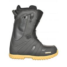 Vimana CONTINENTAL SL BLACK/GENERAL GOLD dámské boty na snowboard - 44,5EUR