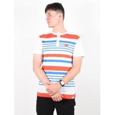 Picture Ocean white pánské tričko s krátkým rukávem - L