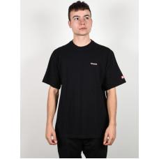 Element PRIMO ICON FLINT BLACK pánské tričko s krátkým rukávem - XL