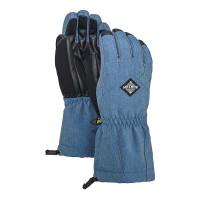 Burton PROFILE light denim dětské prstové rukavice - M
