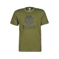 Element VERTICAL ARMY pánské tričko s krátkým rukávem - XL