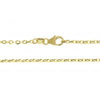 Couple Zlatý řetízek 2840580-0-18-0 Délka řetízku: 40 cm