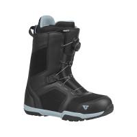 Gravity RECON ATOP BLACK/GREY pánské boty na snowboard - 46EUR