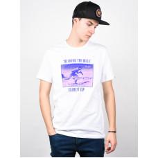 Element PAUSE OPTIC WHITE pánské tričko s krátkým rukávem - M