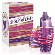 Justin Bieber Girlfriend parfémovaná voda Pro ženy 100ml