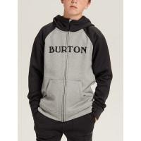Burton OAK Gray Heather dětská mikina - XL