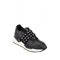 GUESS tenisky Tinsel Studded Sneakers černé vel. 41