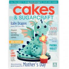 časopis Cakes and Sugarcraft č.156