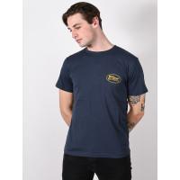 Rip Curl ALOHA STATE NAVY pánské tričko s krátkým rukávem - L