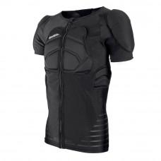 Chráničové tričko O´Neal STV krátký rukáv černá XL - černá / XL - 0294-112