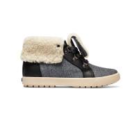 Roxy ALBANY CHARCOAL dámské boty na zimu - 41EUR