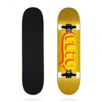 Skateboard FLIP Team Bubble Yellow 8.25