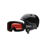 Smith ZOOM JR/RASCAL black přilba na snowboard - 48-53