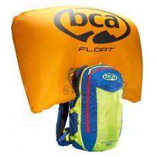 Lavinový batoh BCA FLOAT 1.0 - 32, BLUE/YELLOW - TESTOVACÍ MODEL