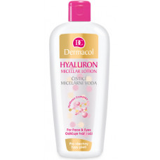 Dermacol Hyaluron Micellar Lotion 400ml