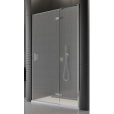 SanSwiss PU13PD 090 10 30 Sprchové dveře jednodílné 90 cm pravé, chrom/mastercarré