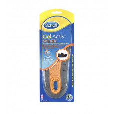 Scholl GelActive Work gelové vložky do bot 1 pár Pro ženy