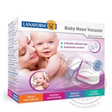 Dětská elektrická odsávačka nosních hlenů Baby Nose Vacuum