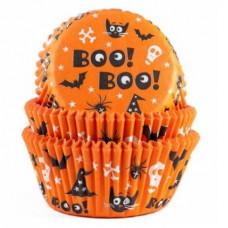 Košíčky na muffiny Halloween 50 ks