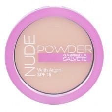 Gabriella Salvete Nude Powder SPF15 8g - 03 Nude Sand