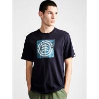 Element DRIFTWOOD ECLIPSE NAVY pánské tričko s krátkým rukávem - S