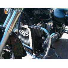 Kawasaki VN 900 Vulcan Classic kryt chladiče - Motofanda 1157